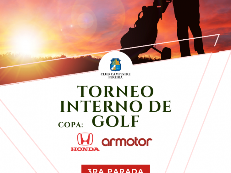 Torneo Interno de Golf
